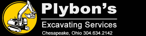 Call Plybon's Excavating for your demolition or land preparation project.