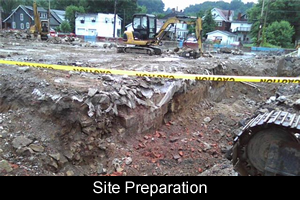 Site Preparation Project